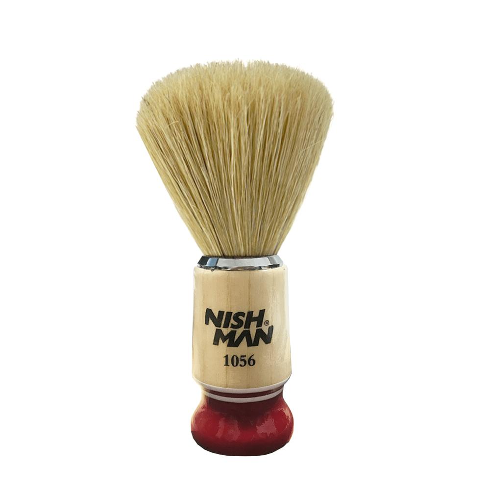 NISHMAN PROFESSIONAL SHAVING BRUSH 1056